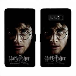 RV Housse cuir portefeuille Samsung Galaxy S10 PLUS WB License harry potter A