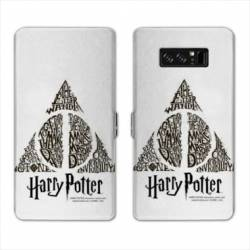 RV Housse cuir portefeuille Samsung Galaxy S10 PLUS WB License harry potter pattern