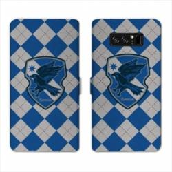 RV Housse cuir portefeuille Samsung Galaxy S10 PLUS WB License harry potter ecole
