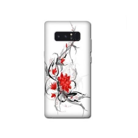 Coque Samsung Galaxy S10 LITE fleurs