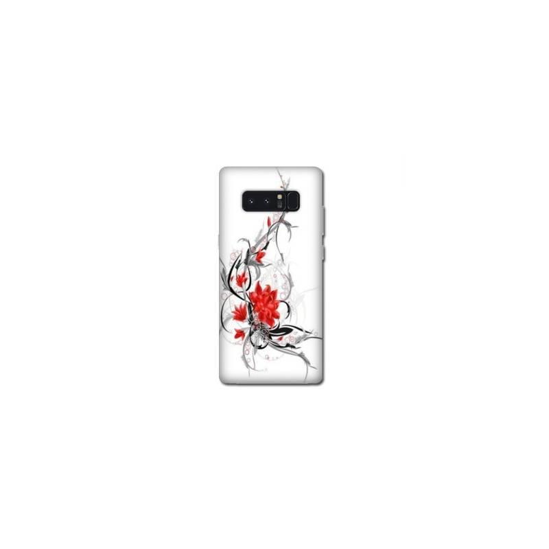Coque pour Samsung Galaxy S10e fleurs