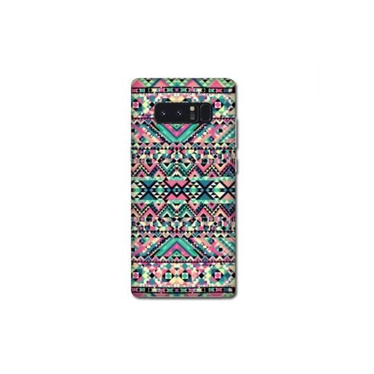 Coque pour Samsung Galaxy S10e motifs Aztec azteque