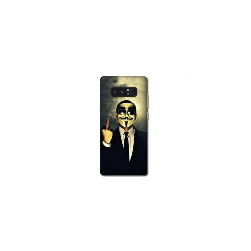 Coque Samsung Galaxy S10e Anonymous