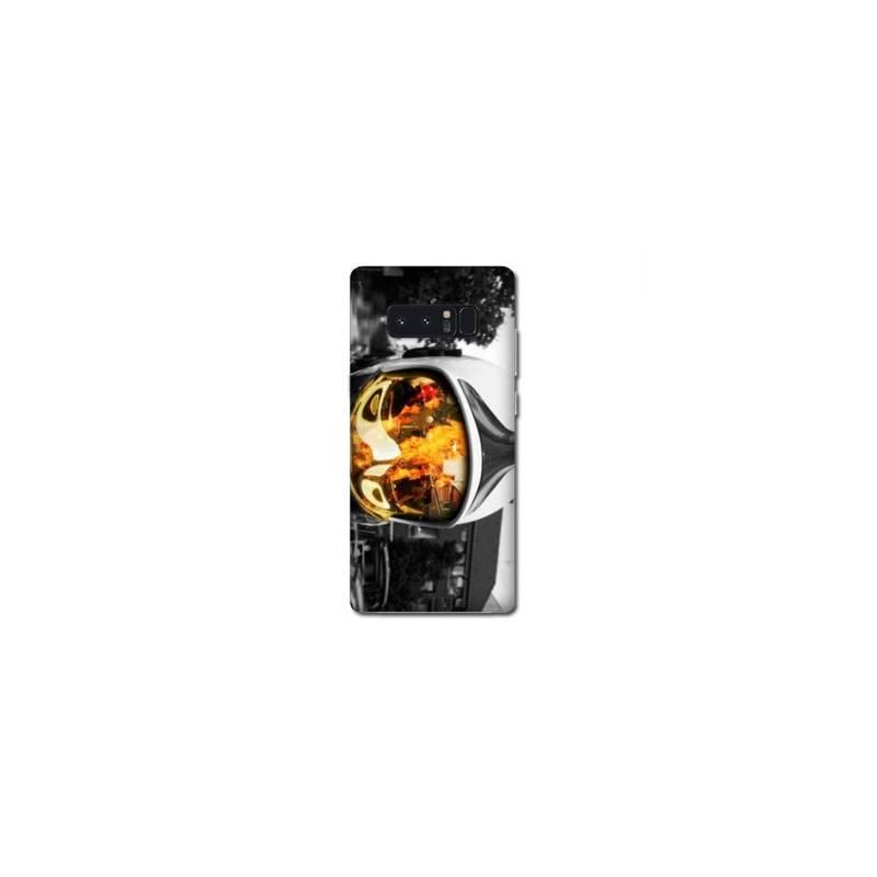 Coque pour Samsung Galaxy S10e pompier police