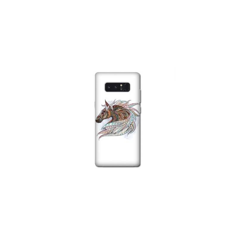 Coque pour Samsung Galaxy S10e Animaux Ethniques