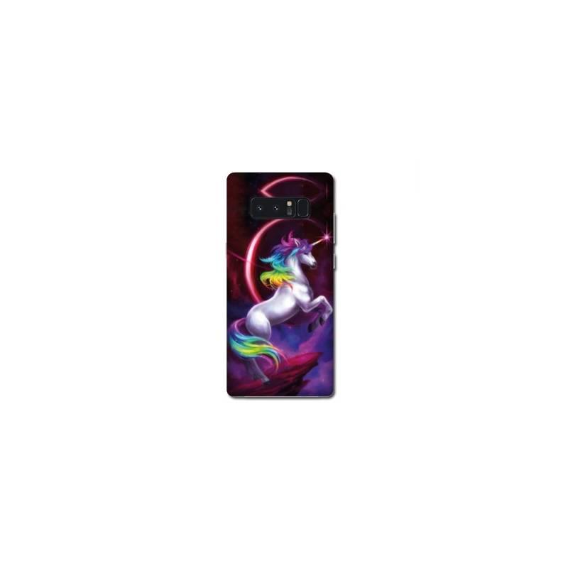 Coque pour Samsung Galaxy S10e Licorne