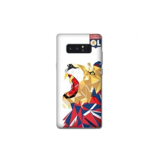 Coque Samsung Galaxy S10e License Olympique Lyonnais OL - lion color