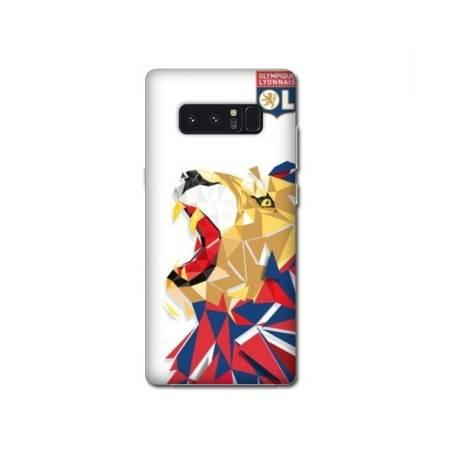 Coque Samsung Galaxy S10 LITE License Olympique Lyonnais OL - lion color