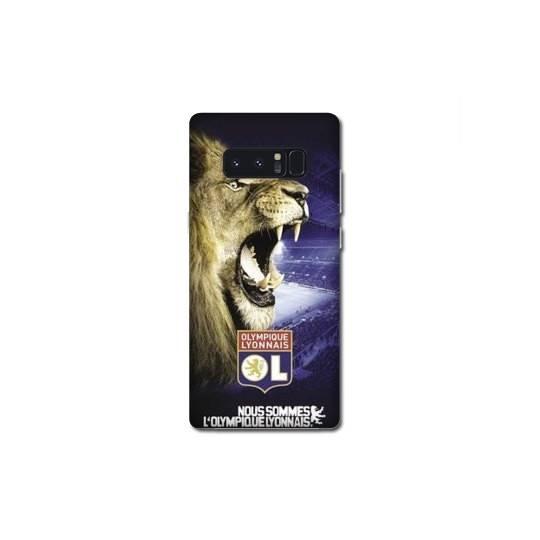 Coque pour Samsung Galaxy S10e Licence Olympique Lyonnais - Rage de vaincre