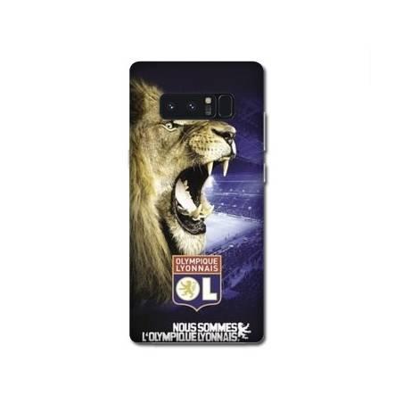 Coque Samsung Galaxy S10 LITE Licence Olympique Lyonnais - Rage de vaincre