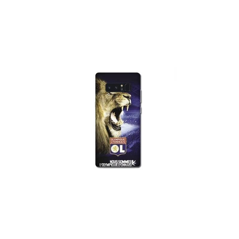 Coque Samsung Galaxy S10e Licence Olympique Lyonnais - Rage de vaincre