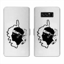 RV Housse cuir portefeuille Samsung Galaxy S10 LITE Corse