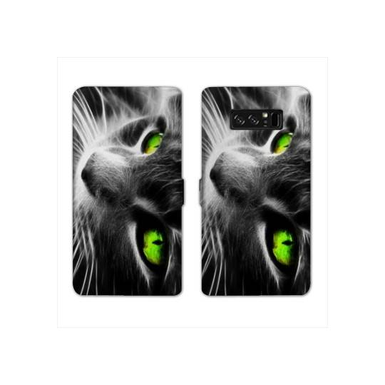 RV Housse cuir portefeuille Samsung Galaxy S10e animaux