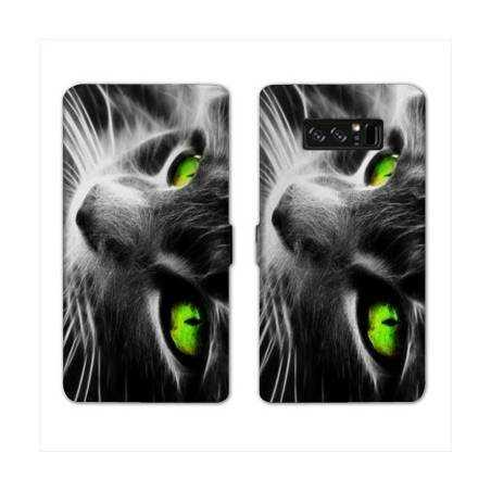 RV Housse cuir portefeuille Samsung Galaxy S10 LITE animaux