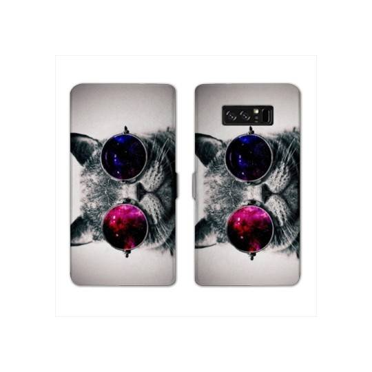 RV Housse cuir portefeuille Samsung Galaxy S10e animaux 2