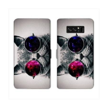 RV Housse cuir portefeuille Samsung Galaxy S10 LITE animaux 2