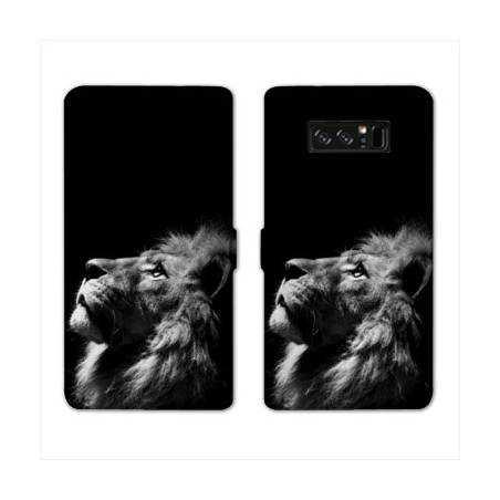 RV Housse cuir portefeuille Samsung Galaxy S10 LITE felins