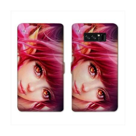 RV Housse cuir portefeuille Samsung Galaxy S10 LITE Manga - divers