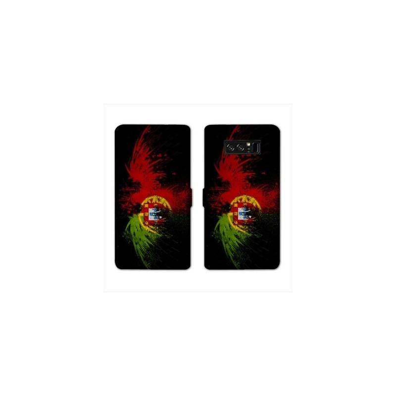 RV Housse cuir portefeuille pour Samsung Galaxy S10e Portugal