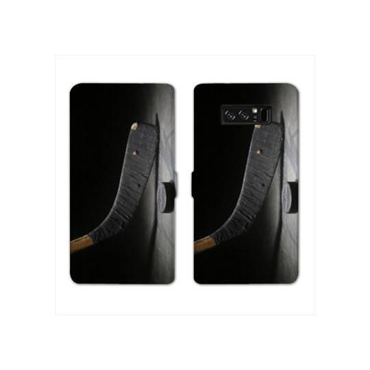 RV Housse cuir portefeuille Samsung Galaxy S10e Sport Glisse