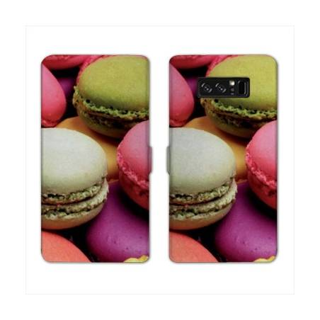RV Housse cuir portefeuille Samsung Galaxy S10 LITE Gourmandise