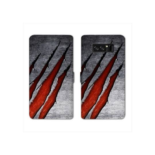 RV Housse cuir portefeuille pour Samsung Galaxy S10e Texture
