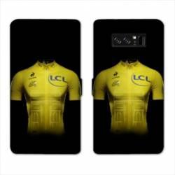 RV Housse cuir portefeuille Samsung Galaxy S10 LITE Cyclisme