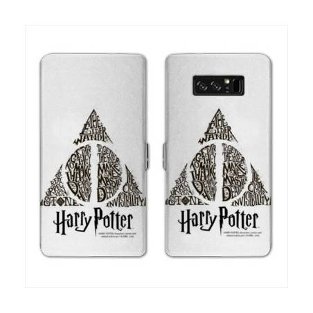 RV Housse cuir portefeuille Samsung Galaxy S10 LITE WB License harry potter pattern