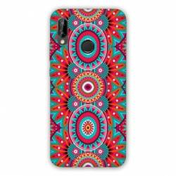 Coque Huawei Honor 10 Lite / P Smart (2019) Etnic abstrait