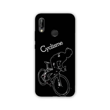 Coque Huawei Honor 10 Lite / P Smart (2019) Cyclisme