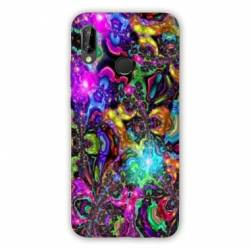 Coque Huawei Honor 10 Lite / P Smart (2019) Psychedelic