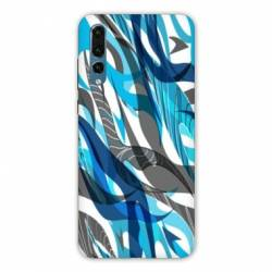 Coque Huawei P30 Etnic abstrait