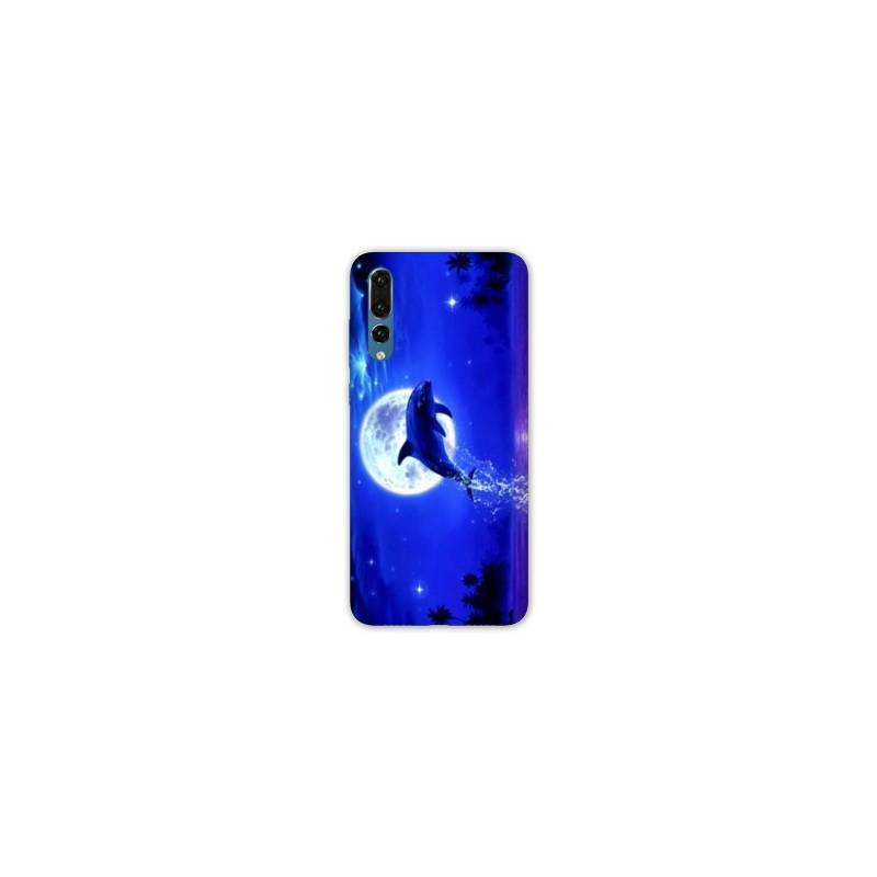 coque huawei p30 pro animaux