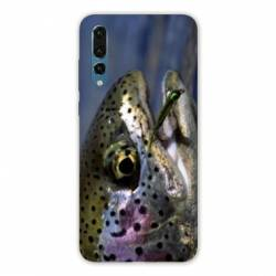 Coque Huawei P30 PRO chasse peche