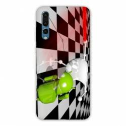 Coque Huawei P30 PRO apple vs android