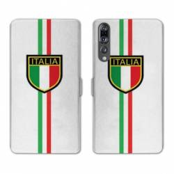 RV Housse cuir portefeuille Huawei P30 PRO Italie