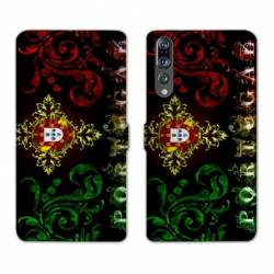 RV Housse cuir portefeuille Huawei P30 PRO Portugal