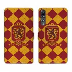RV Housse cuir portefeuille Huawei P30 PRO WB License harry potter ecole