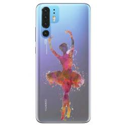 Coque transparente Huawei P30 Pro Danseuse etoile