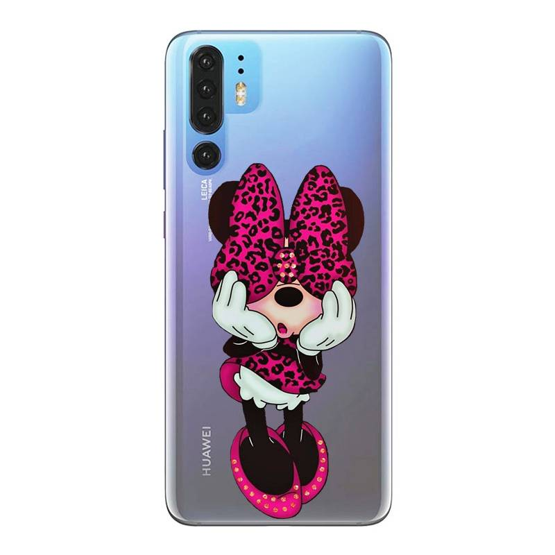 coque huawei p30 pro plume