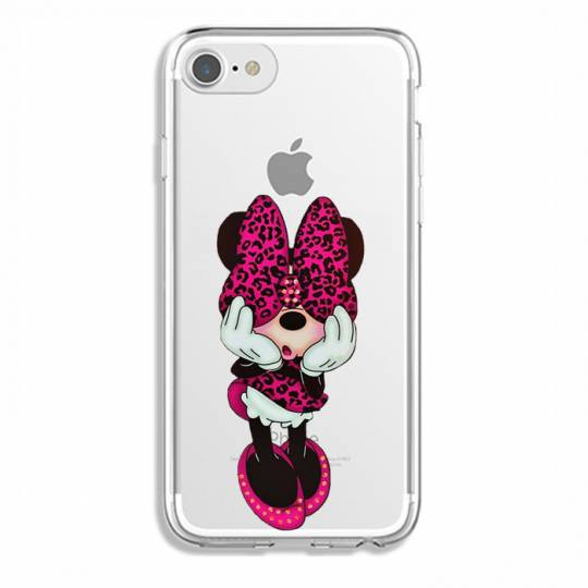 Coque transparente Iphone 6 / 6s noeud papillon