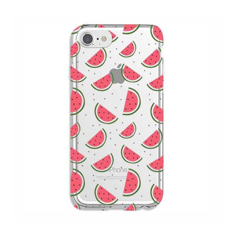 Coque transparente Iphone 6 / 6s Pasteque