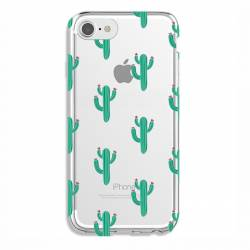 Coque transparente Iphone 7 / 8 Cactus