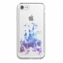 Coque transparente Iphone 7 / 8 Chateau