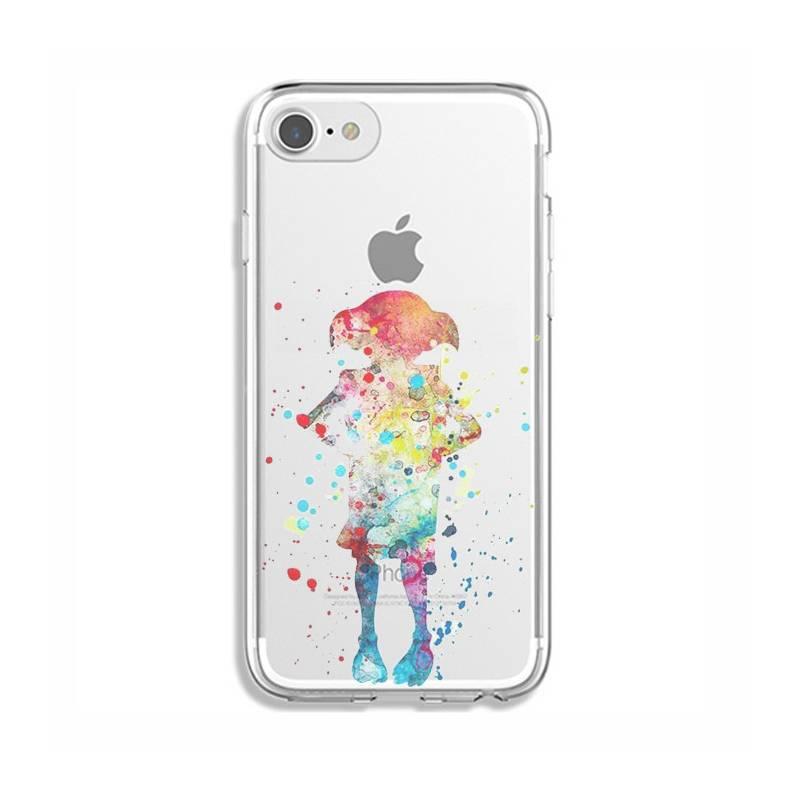 Coque transparente Iphone 7 / 8 Dobby colore
