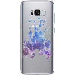 Coque transparente Samsung Galaxy S8 Plus + Chateau