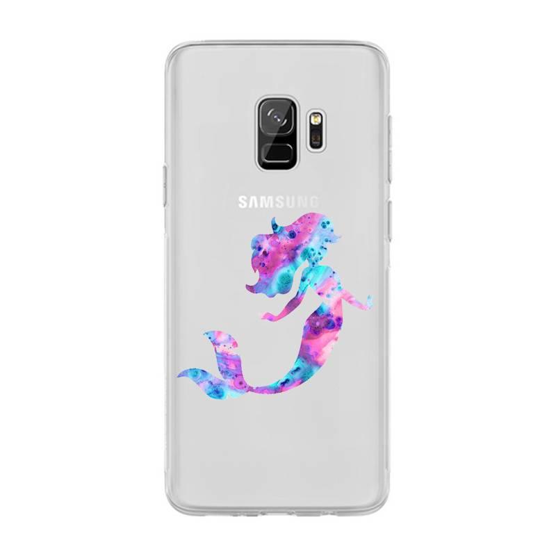 Coque transparente Samsung Galaxy S9 Sirene