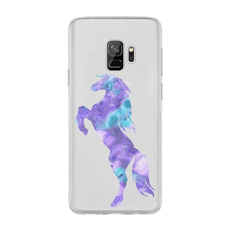 coque samsung galaxy s9 cheval