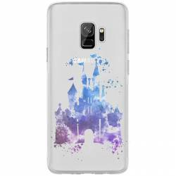 Coque transparente Samsung Galaxy S9 Chateau