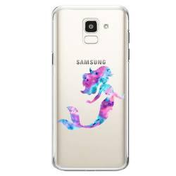 Coque transparente Samsung Galaxy J6 (2018) - J600 Sirene